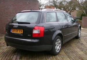 Audi sloopauto Breda
